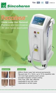 High Energy 808 Nm Diode Laser Hair Removal Machine Ce FDA Approved pictures & photos