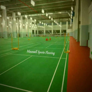 Indoor Badminton Sport Flooring with Cheap Price / on Sale pictures & photos