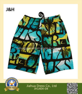 Men′s Summer Beach Swimming Shorts