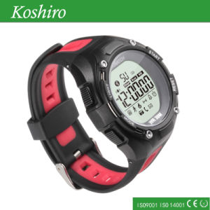 Waterproof Bluetooth Sport Watch Bracelet with 1 Year Standby Battery pictures & photos