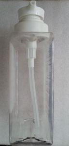 Plastic Lotion PETG Bottle Jj-011 pictures & photos