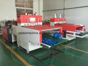 Ybhq-450*2 High Speed Automatic T-Shirt Bag Making Machine pictures & photos