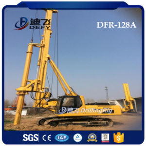 Dfr-128A Hydraulic Piling Rotary Rig for Sale pictures & photos