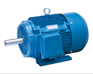 Electric Motor Ie2 High Efficiency Motor pictures & photos