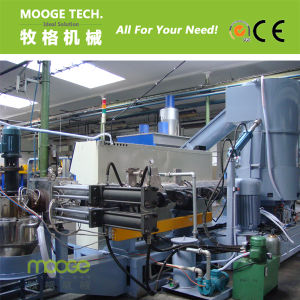 Double-Stage Plastic PP Recycled Granules Machine pictures & photos