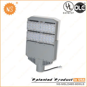 UL Dlc Listed 90W LED Road Light with Sensor