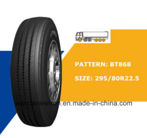 TBR Tyre, Radial Truck Tyre 295/80r22.5, China Cheap Tyre