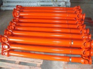 SWC Cardan Shaft with Telescopic Length