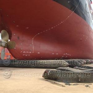 Ship Launching Marine Airbags Comply with ISO, Certificated by CCS, ABS, Lr, BV pictures & photos