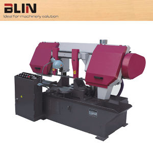 High Quality Horizontal Double Column Band Saw (BL-HDS-J35) pictures & photos