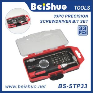 33-PC Multi Function Screwdriver Bit Set pictures & photos