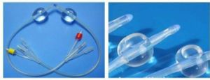 3-Way Standard Silicone Foley Catheter pictures & photos