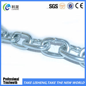 Large Supply Ordinary Mild Steel Link Chain pictures & photos