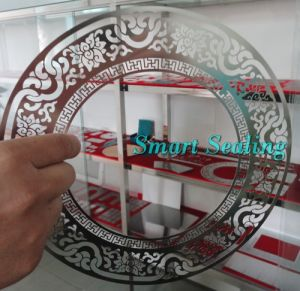 Etching Metal Light Decorative Panel (SMT-6211)