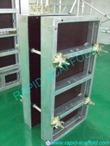 High Quality Aluminum Plywood Steel Formwork pictures & photos