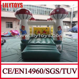 Mushroom Inflatable Jumpping Bouncer for Sale pictures & photos