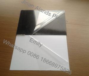 White Self Adhesive PVC Sheet for Photo Album pictures & photos
