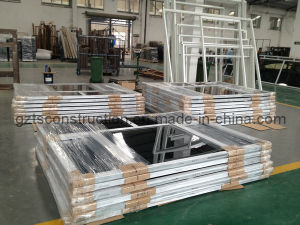 Casement Aluminium Window for Project pictures & photos