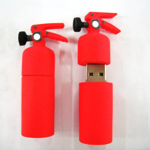 Fire Extinguisher USB Flash Drive 2GB pictures & photos