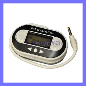 Car Wireless Stereo FM Transmitter Radio 200 CH for iPhone HTC LG Samsung Phone (SL-197) pictures & photos