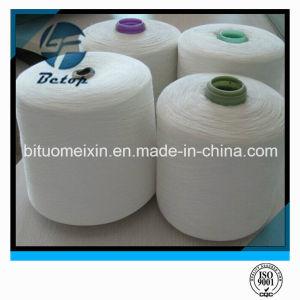 100% Polyester Spun Yarn 30/1, 40/1, 45/1, 50/1 pictures & photos