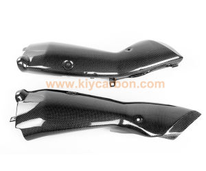 2009-2013 YAMAHA R1 Carbon Fiber Air Tube RAM Covers pictures & photos