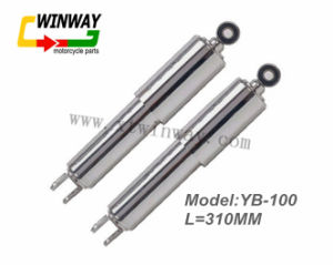 Ww-6217 Motorcycle Parts Steel Rear Shock Absorber for Yb100 pictures & photos