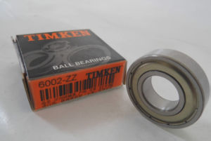 Timken 6002 Deep Groove Ball Bearing pictures & photos