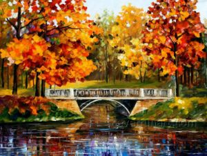100% Handmade Modern Canvas Art Oil Painting (KVL-052) pictures & photos