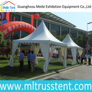 Portable Cheap 4X4m Lining Decoration Outdoor Event Dome Pagoda pictures & photos