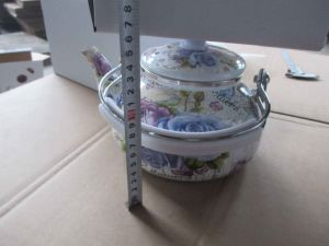 QC Service for Sweet Cottage Enamel Kettle, Inspection Service pictures & photos
