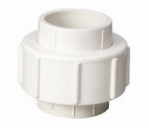 PVC Pipe Fittings for Water Supply Union (A22) pictures & photos