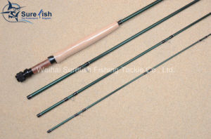 Customized High End Im12 Nano Carbon Blank Fly Fishing Rod pictures & photos