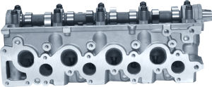 Completed Cylinder Head for Mazda R2 323 626 E2200 908840 pictures & photos