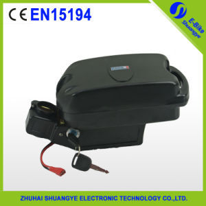 Good Quality Shuangye 36V 11ah Frog Battery pictures & photos