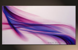 Modern Abstract Oil Painting on Canvas (XD1-028) pictures & photos