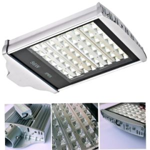 56W LED Lamps for Streets, Warm White LED Street Lighting pictures & photos