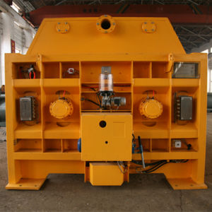 (JS-3000II) Twin Shaft Force Concrete Mixer pictures & photos