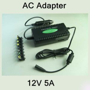 2015 Wholesale China Supply CE Power Adapter 60W 12V 5A