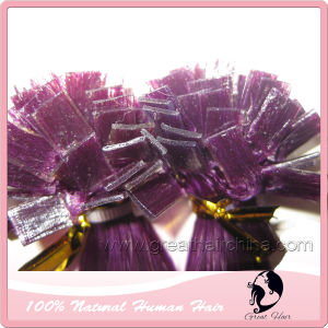 Keratine Fusion Human Hair Extension (GH-FT002)