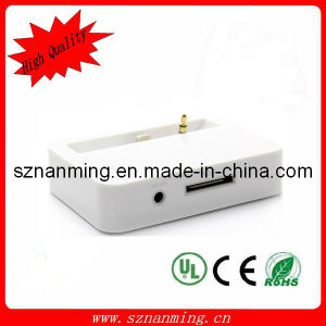 Lightning 8pin USB Charger Dock Station for iPhone5 (NM-USB-628) pictures & photos
