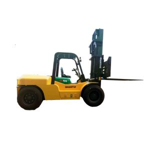 7 Ton Heavy Duty Diesel Forklift pictures & photos