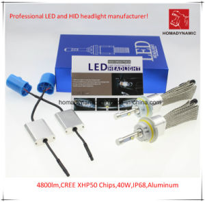LED Headlight/LED Driving Light/LED Fog Light/LED Offroad Light with CREE Chip pictures & photos