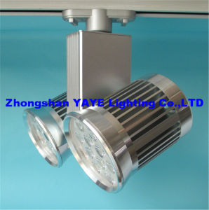 Yaye Double Head 24W LED Track Light /24W LED Track Lamp with CE/RoHS/3 Years Warranty pictures & photos
