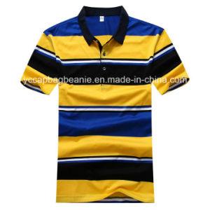 Men′s T Shirt, Men′s Stripe Tee Shirt pictures & photos