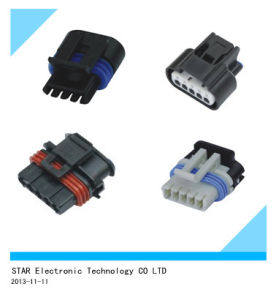 Factory Manufanture 5 Way Electric Auto Male Connector pictures & photos