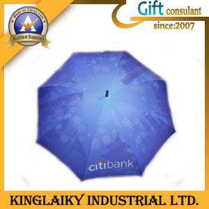 Automatic Open Straight Umbrella for Promotion (KU-009) pictures & photos