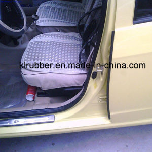 Composite Auto Glass Rubber Seal with Metal pictures & photos