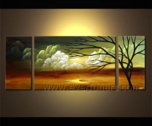 Beautiful Wall Art Landscape Oil Painting for Home Decoration (LA3-163) pictures & photos