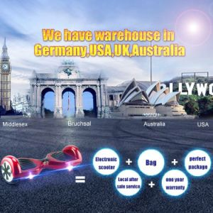 Germany 2016 New Skateboard Motor Electric Hoverboard pictures & photos